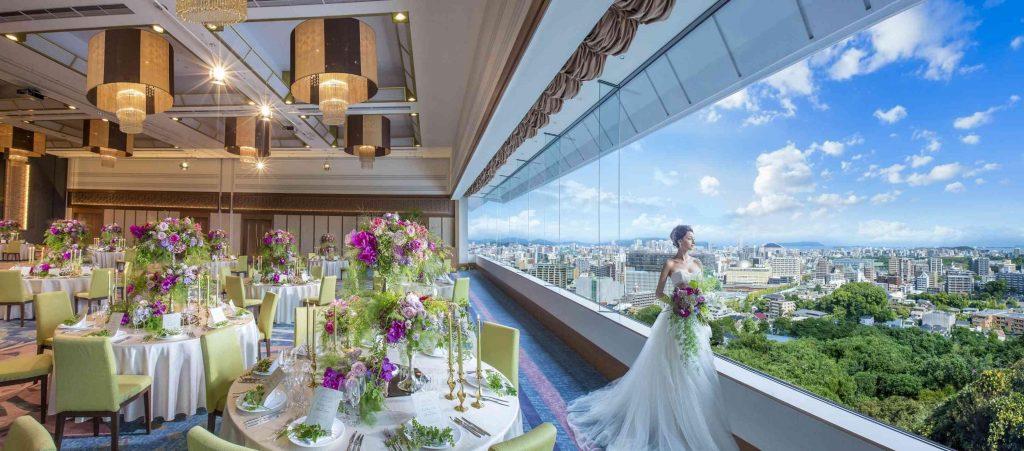 THE MARCUS SQUARE アゴーラ福岡 山の上ホテル&スパ
