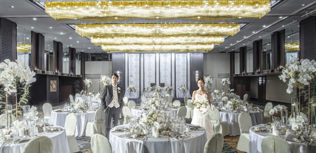 ANAクラウンプラザホテル福岡_福岡市周辺の結婚式場(ホテルウエディング )
